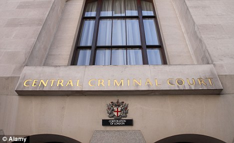 Accused: Andrew Hill, who is accused of failing to pay a £288,500 VAT bill, is based at the Old Bailey Chambers in London