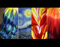 Hairstylist Creates Beautiful Styles Inspired By Famous Artwork Thumbnail
