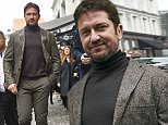 Picture Shows: Gerard Butler  February 05, 2016\n \n * Min Web / Online Fee £200 For Set **\n \n Actor Gerard Butler spotted shopping in Copenhagen, Denmark. \n \n The handsome actor has recently has rumors swirling around his love life after being linked to British pop singer Rita Ora.\n \n * Min Web / Online Fee £200 For Set **\n \n Exclusive All Rounder\n UK RIGHTS ONLY\n Pictures by : FameFlynet UK © 2016\n Tel : +44 (0)20 3551 5049\n Email : info@fameflynet.uk.com
