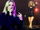 06.Feb.2016 - Madrid - Spain\nBritish singer Ellie Goulding in concert in Vistalegre Palace in Madrid, Spain\nBYLINE MUST READ : XPOSUREPHOTOS.COM\n*AVAILABLE FOR UK SALE ONLY*\n***UK CLIENTS - PICTURES CONTAINING CHILDREN PLEASE PIXELATE FACE PRIOR TO PUBLICATION ***\n**UK CLIENTS MUST CALL PRIOR TO TV OR ONLINE USAGE PLEASE TELEPHONE  44 208 344 2007 ***