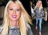 7.FEB.2016 - West Hollywood - USA\n***AVAILABLE FOR UK AND GERMANY SALE ONLY ***\nTara Reid smiles wide as she arrives at Chateau Marmont on Super Bowl Sunday. The 40-year-old actress looked thin in a printed Adidas pullover, skinny jeans and a pair of studded pink high tops.\nBYLINE MUST READ: AKM-GSI-XPOSURE\n***UK CLIENTS - PICTURES CONTAINING CHILDREN PLEASE PIXELATE FACE PRIOR TO PUBLICATION ***\n*UK CLIENTS MUST CALL PRIOR TO TV OR ONLINE USAGE PLEASE TELEPHONE 0208 344 2007*