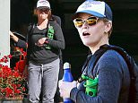 Picture Shows: Reese Witherspoon  February 07, 2016\n \n Reese Witherspoon spotted leaving a yoga class in Brentwood. The Oscar winning actress was looking sporty from her trucker cap to her backpack to her trainers.\n \n Non-Exclusive\n UK RIGHTS ONLY\n \n Pictures by : FameFlynet UK © 2016\n Tel : +44 (0)20 3551 5049\n Email : info@fameflynet.uk.com