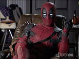 Ryan Reynolds in Deadpool Deadpool may have missed as calling as an athlete, but he looks to be doing just fine fighting the bad guys in the Super Bowl 50 Deadpool trailer.