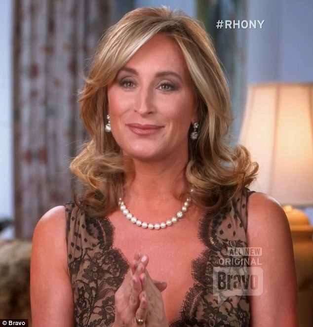 Not supportive: Sonja disclosed that Louann and Heather have been dismissive of her business plans