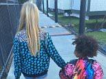 Gwyneth Paltrow Instagram blue ivy  beyonce