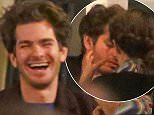 MUST BYLINE: EROTEME.CO.UK Recently singly Spider-Man/Peter Parker actor Andrew Garfield is spotted enjoying a date with an unknown girl.  The 32-year-old Golden Globe nominated actor split from his girlfriend of 4 years Emma Stone last year. EXCLUSIVE  February 7, 2016 Job: 160207L2    London, England EROTEME.CO.UK 44 207 431 1598 Ref: 341629
