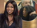 EDITORIAL USE ONLY. NO MERCHANDISING Mandatory Credit: Photo by Ken McKay/ITV/REX/Shutterstock (5584744cm) Tiffany Pollard 'This Morning' TV show, London, Britain - 08 Feb 2016 Rylan joins us today alongside Celebrity Big Brother finalists Tiffany Pollard and Danniella Westbrook who reflect on the explosive series & reveal who they really wanted to win.