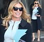 Sonia Kruger leaving the Darling at Pyrmont earlier today...Wednesday 6/05/2015