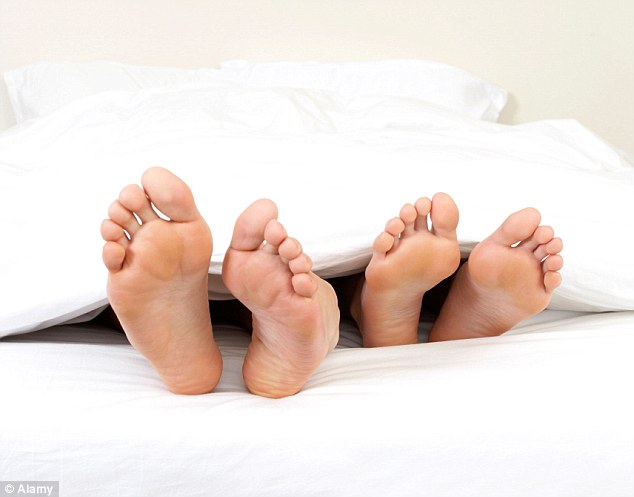 While sex can have a sleep-inducing effect on some people, for others it can act like a stimulant, waking people up more with a release of adrenaline and a rise in core body temperature,