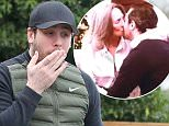 """Picture Shows: Paul Knightley  February 09, 2016: February 09, 2016    Paul Knightley carries out some chores alone in Brentwood, Essex, England. Paul has faced some criticism on Twitter following his reality show """"The Baby Diaries"""" about his partner Sam Faiers and their new baby.    Non-Exclusive  WORLDWIDE RIGHTS    Pictures by : FameFlynet UK ? 2016  Tel : +44 (0)20 3551 5049  Email : info@fameflynet.uk.com"""