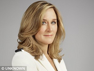 Director of retail: Angela Ahrendts joined Apple from Burberry last summer