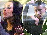 """Picture Shows: Jeremy McConnell, Stephanie Davis  February 06, 2016    ** Min web / Online fee �350 For Set **    Stephanie Davis and Jeremy McConnell seen having an emotional reunion at the """"Celebrity Big Brother"""" after show party at the studios in Elstree, Hertfordshire.    Stephanie is seen crying into Jeremy's arms.    ** Min web / Online fee �350 For Set **    EXCLUSIVE ALL ROUNDER  WORLDWIDE RIGHTS  Pictures by : FameFlynet UK � 2016  Tel : +44 (0)20 3551 5049  Email : info@fameflynet.uk.com"""
