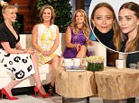 The cast of ¿FULLER HOUSE¿ Candace Cameron-Bure, Andrea Barber and Jodie Sweetin join ¿The Ellen DeGeneres Show¿ on Tuesday, February 9th.  The girls talk to Ellen about what is was like working together for 8 years on ¿Full House¿ and that they all stay in touch and are good friends in real life.  Plus, the girls tell Ellen the door is always open for Mary-Kate and Ashley Olsen to join the cast and share what new version is about by showing the exclusive trailer debut.  \n\n\nAn Exclusive Look at 'Fuller House¿\nhttp://ellentube.com/videos/0-dcw8k824/\n\nPHOTO LINKS: Photo Credit: Michael Rozman/Warner Bros:\nhttps://www.dropbox.com/sh/q1lnxcjmnqmeb4i/AACRDNbBqW3AcN7l-vr_pJrqa?dl=0\n\nOn The Olsen Twins¿\nEllen: Do you think the Olsen twins will make a guest appearance I¿m sure everybody is asking that already because they¿re not a part of this, but do you think they¿ll stop in?\n\nCandace: I don¿t know. The doors open if they want to.\n\nAndrea: Yeah the door¿s always open.\n\nCanda