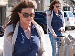 EXCLUSIVE TO INF.\nFebruary 07, 2016:  Caitlyn Jenner shops for groceries and chats with some girlfriends in Malibu, CA.   Caitlyn is overheard wishing one of the ladies good luck on her wedding as the girls gushed about the upcoming event.\nMandatory Credit: SAA/INFphoto.com Ref: infusla-302