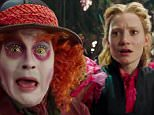 ALICE THROUGH THE LOOKING GLASS Teaser Trailer