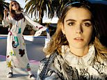 Kiernan Shipka knows that �being a teen is not gonna last forever� � that�s why she�s making the most of it. As she graduates into cult horror, she tells us why on-screen girlhood needs to be complex