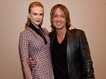 NASHVILLE, TN - FEBRUARY 08:  Nicole Kidman and Keith Urban attend the CRS 2016 at Omni Hotel on February 8, 2016 in Nashville, Tennessee.  (Photo by Rick Diamond/Getty Images)
