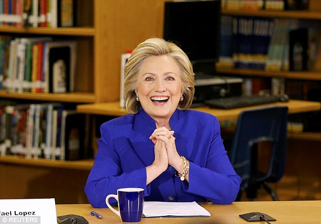 Clinton, a former American first lady, senator and secretary of state, is far and away the Democratic Party's most viable presidential candidate