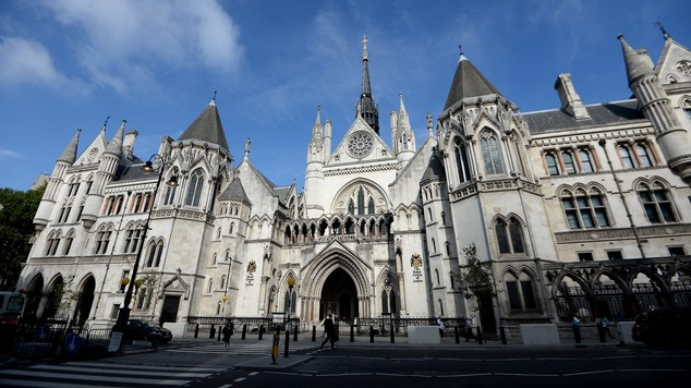 The two men are seeking judicial review at London's High Court