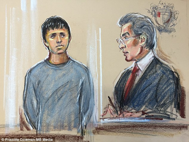 The court was previously told there is only £100,000 in Sarao's actual bank account, while the bulk of his trading account consisted of a loan