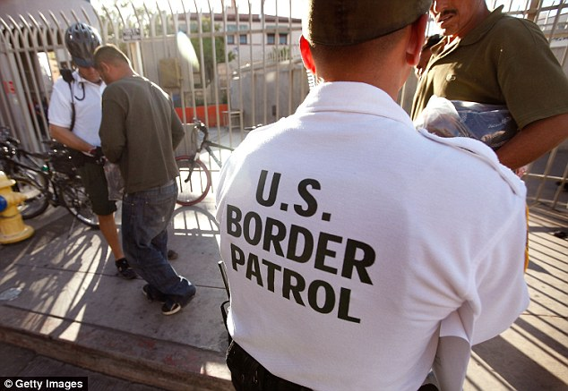 FLOOD: Tens of thousands of illegal immigrants continue to pour across America's southern border with Mexico every month, and US Boarder Patrol can't keep up
