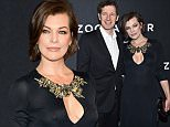 """NEW YORK, NY - FEBRUARY 09:  Actress Milla Jovovich attends the """"Zoolander 2"""" World Premiere  at Alice Tully Hall on February 9, 2016 in New York City.  (Photo by Kevin Mazur/Getty Images)"""