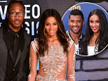 NEW YORK, NY - AUGUST 25:  Future and Ciara attend the 2013 MTV Video Music Awards at the Barclays Center on August 25, 2013 in the Brooklyn borough of New York City.  (Photo by James Devaney/WireImage)