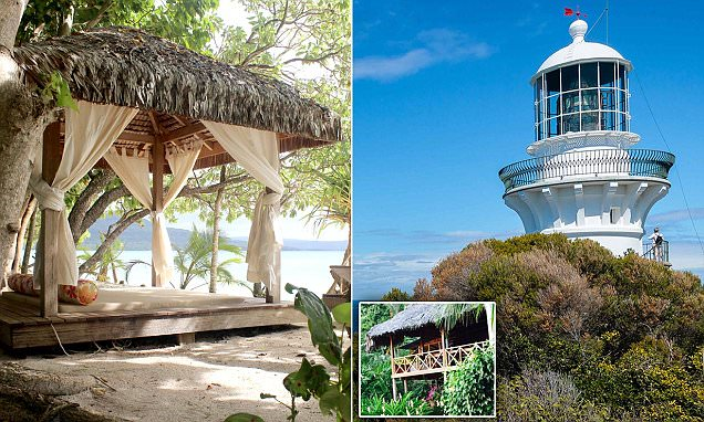 The ISLANDS you can rent on Airbnb from Costa Rica to a South Pacific paradise