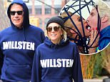 """Will Ferrell and Zoolander 2 co-star, Kristen Wiig, were spotted taking a stroll in Tribeca together on Tuesday. The funny duo wore matching """"Willsten"""" Hoodies as they walked around, before getting ready to go to the NYC Premiere of their film.\n\nPictured: Will Ferrell , Kristen Wiig\nRef: SPL1223317  090216  \nPicture by: 247PAPS.TV / Splash News\n\nSplash News and Pictures\nLos Angeles: 310-821-2666\nNew York: 212-619-2666\nLondon: 870-934-2666\nphotodesk@splashnews.com\n"""