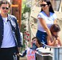 Please contact X17 before any use of these exclusive photos - x17@x17agency.com   PREMIUM EXCLUSIVE - Erica Packer and Orlando Bloom attended a Malibu Beach party with their kids.  Erica with Indigo, Jackson and Emmanuelle, while Orlando brought his son, Flynn.   The pair have long been suspected of carrying on an affair, in parallel to that of Miranda Kerr and Erica's ex,  James.  Saturday, May 2, 2015  X17online.com