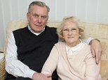 Money Mail: Eric and Muriel Fisher from Fareham in Hamsphire who have an interest only mortgage. Picture David Parker  05.02.16