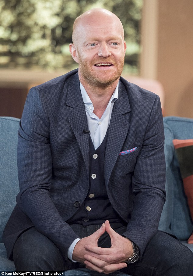 Winner: Jake Wood has retained his title as the UK's most popular Weird Crush, which was revealed Tuesday