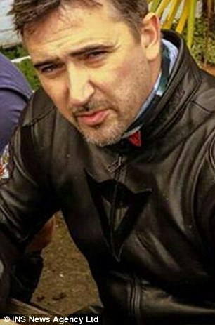 Lipowski, 44, (pictured) was jailed for five years after he was found guilty of causing death by dangerous driving following the fatal crash on the A4074 in South Oxfordshire in September 2013.