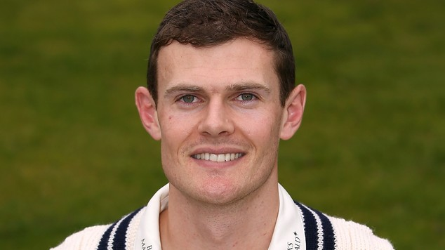 James Harris was in blistering form for Middlesex