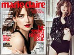 Fifty Shades of Grey shot her to the stratosphere. On this month¿s buddy comedy How to be Single, the utterly watchable Dakota Johnson plays it winningly down-to-earth. \n\n See below for a link to download the March cover and one inside image featuring Fifty Shades of Grey and How to be Single star, Dakota Johnson. \n\nAlso, please note this issue is the first with our new larger trim size! \n\no   On her extra workouts for the Fifty Shades sequels: ¿I think the human body is so sexy, and if I¿m going to be naked, I want to look great.¿\no   On actresses she admires:  ¿Gena Rowlands is my all-time love. Nicole Kidman, Michelle Pfeiffer. I grew up watching their work; they are extraordinary. [Amy Schumer] I admire her so much. She¿s fearless.¿\no   On dating: ¿I don¿t have a boyfriend-why? You got one for me? Right now I find myself having the capacity to love my family and friends, and that¿s it.¿\nLink to the story on MarieClaire.com\n\nhttp://www.marieclaire.com/celebrity/a18516/