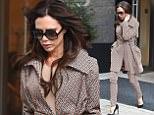 Victoria Beckham leaves her hotel in NYC.\n<P>\nPictured: Victoria Beckham\n<B>Ref: SPL1223954  100216  </B><BR/>\nPicture by: Ron Asadorian / Splash News<BR/>\n</P><P>\n<B>Splash News and Pictures</B><BR/>\nLos Angeles: 310-821-2666<BR/>\nNew York: 212-619-2666<BR/>\nLondon: 870-934-2666<BR/>\nphotodesk@splashnews.com<BR/>\n</P>
