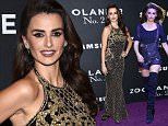 """NEW YORK, NY - FEBRUARY 09:  Penelope Cruz attends the """"Zoolander 2"""" World Premiere  at Alice Tully Hall on February 9, 2016 in New York City.  (Photo by Dimitrios Kambouris/Getty Images)"""