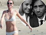 Picture Shows: Gwyneth Paltrow  January 15, 2016.. .. * Min Web / Online Fee £250 For Set *.. .. ***MINIMUM MAG PRINT USAGE FEE £250 PER IMAGE***.. .. Actress Gwyneth Paltrow enjoys lunch on the beach in Mexico with her producer boyfriend Brad Falchuk Paltrow has been linked to the 'American Horror Story' co-creator for more than a year, but has flown under the radar with their relationship... .. * Min Web / Online Fee £250 For Set *.. .. ***MINIMUM MAG PRINT USAGE FEE £250 PER IMAGE***.. .. EXCLUSIVE All Rounder.. UK RIGHTS ONLY.. Pictures by : FameFlynet UK © 2016.. Tel : +44 (0)20 3551 5049.. Email : info@fameflynet.uk.com