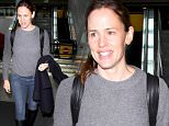 Jennifer Garner at Los Angeles International Airport (LAX)\nFeaturing: Jennifer Garner\nWhere: Los Angeles, California, United States\nWhen: 10 Feb 2016\nCredit: WENN.com