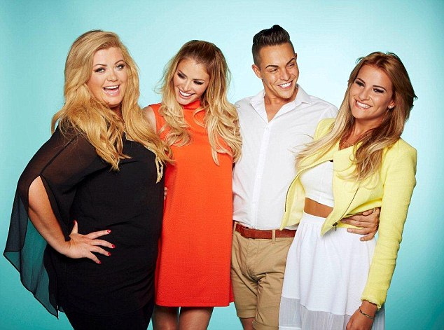 Shows like The Only Way Is Essex, pictured, have seen demand for authentic hair extension rocket
