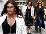 February 10, 2016:  Caitlyn Jenner seen ordering coffee  at Starbucks in New York City. Mandatory Credit: Alberto Reyes/INFphoto.com Ref.: infusny-261