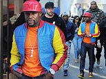 Picture Shows: Floyd Mayweather  February 10, 2016\n \n Retired professional boxer Floyd Mayweather is seen shopping with friends in Milan, Italy.\n \n Non Exclusive\n UK RIGHTS ONLY\n Pictures by : FameFlynet UK ? 2016\n Tel : +44 (0)20 3551 5049\n Email : info@fameflynet.uk.com