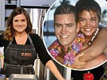 NEW YORK, NY - OCTOBER 17:  Tiffani Thiessen attends the Grand Tasting presented by ShopRite featuring Samsung culinary demonstrations presented by MasterCard - Food Network & Cooking Channel New York City Wine & Food Festival presented by FOOD & WINE at Pier 94 on October 17, 2015 in New York City.  (Photo by Neilson Barnard/Getty Images for NYCWFF)