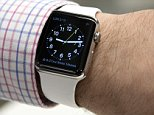 for Mark Prigg apple watch product shot
