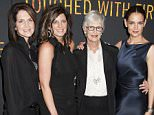 """""""Touched With Fire"""" New York Premiere-NY Walter Reade Theater, NY  Pictured: Katie Holmes, Kathleen Holmes Ref: SPL1223993  100216   Picture by: Mayer RCF / Splash News  Splash News and Pictures Los Angeles: 310-821-2666 New York: 212-619-2666 London: 870-934-2666 photodesk@splashnews.com"""