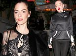 09.Feb.2016 - West Hollywood - USA\n*** STRICTLY AVAILABLE FOR UK AND GERMANY USE ONLY ***\nRose McGowan is looking sporty as she leaves the love bug event at Chateau Marmont.\nBYLINE MUST READ : AKM-GSI-XPOSURE\n***UK CLIENTS - PICTURES CONTAINING CHILDREN PLEASE PIXELATE FACE PRIOR TO PUBLICATION ***\n*UK CLIENTS MUST CALL PRIOR TO TV OR ONLINE USAGE PLEASE TELEPHONE 0208 344 2007*\n