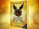 Undated handout image issued by J.K. Rowling PR as Rowling's website Pottermore confirmed that the script of the new stage play Harry Potter And The Cursed Child will be released as a book on July 31 2016. PRESS ASSOCIATION Photo. Issue date: Wednesday February 10, 2016. The Cursed Child is officially the eighth book in the Harry Potter canon and will be released in two versions: a Special Rehearsal Edition using the script performed in the play's previews, before being replaced later by a Definitive Collector's Edition. See PA story SHOWBIZ Potter. Photo credit should read: TM & © HPTP. Harry Potter ô WB/PA Wire NOTE TO EDITORS: This handout photo may only be used in for editorial reporting purposes for the contemporaneous illustration of events, things or the people in the image or facts mentioned in the caption. Reuse of the picture may require further permission from the copyright holder.