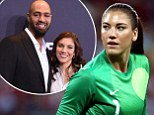 'I reserve my right to have a healthy baby': Hope Solo says she could SKIP the Olympic games as she isn't sure when she will get pregnant