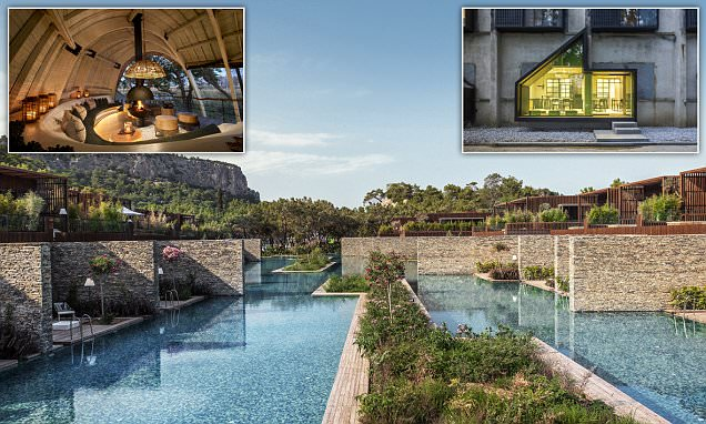 World Architecture Awards Hotels & Leisure Building of the Year shortlist