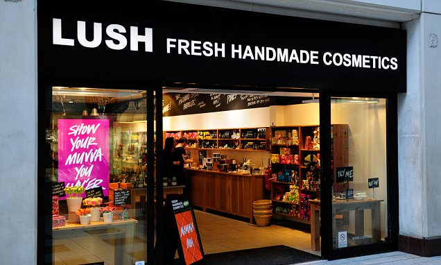 Consumer favourite First Direct loses crown to Lush in battle of the brands
